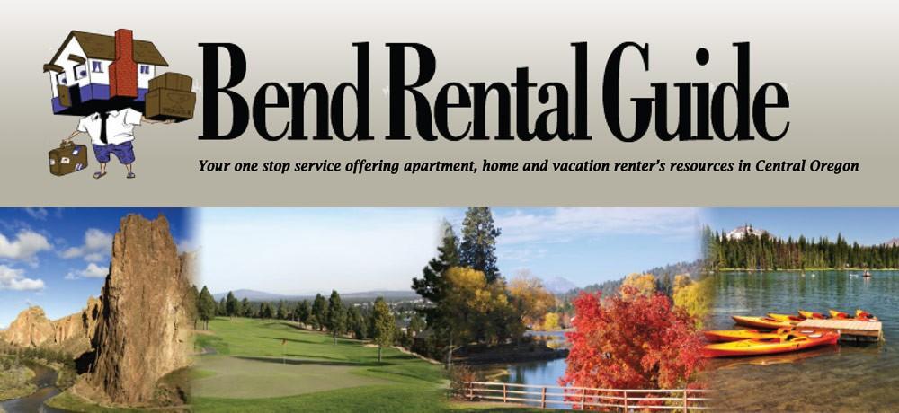 Bend Rental Guide Blog
